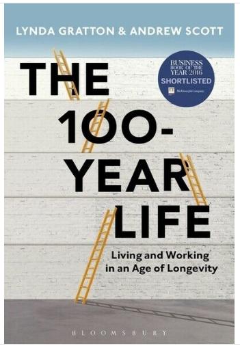 The 100 Year Life - Greenfeld Financial Staff Pick
