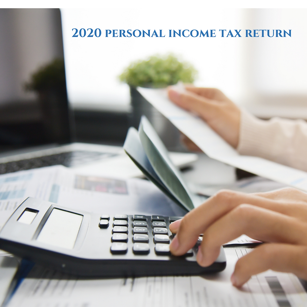 5 tax items for 2020 you should know about from Greenfeld Financial Management, Delta, BC