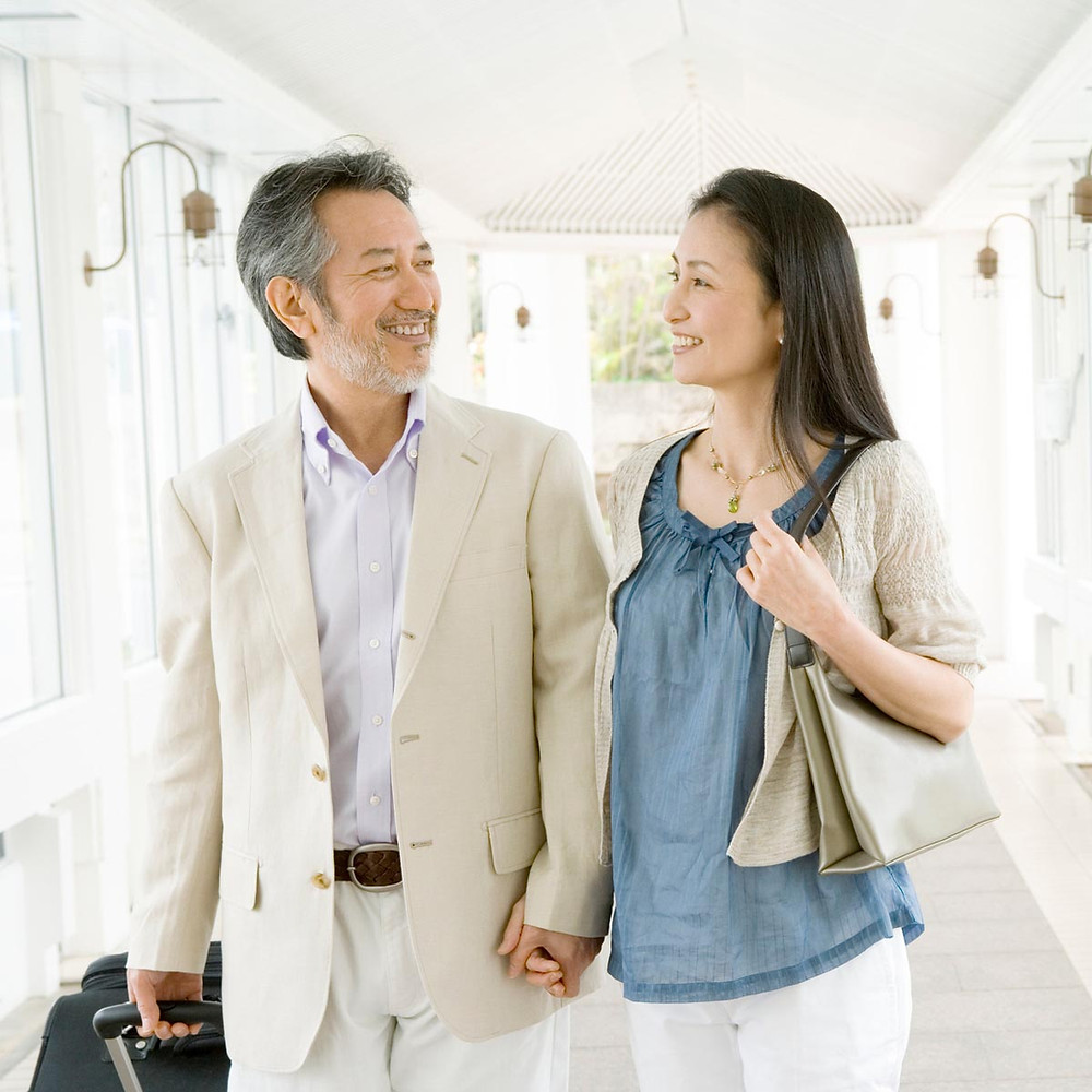 Couples in their '50s with adult children can benefit from a Whole Life Policy