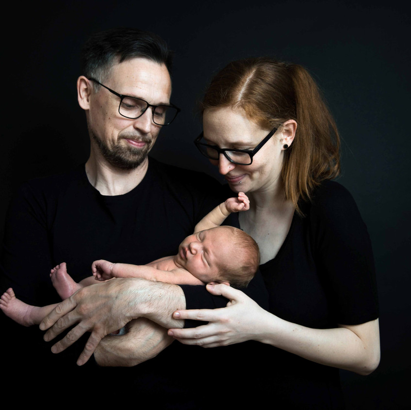 Neugeborenenshooting Bad Homburg