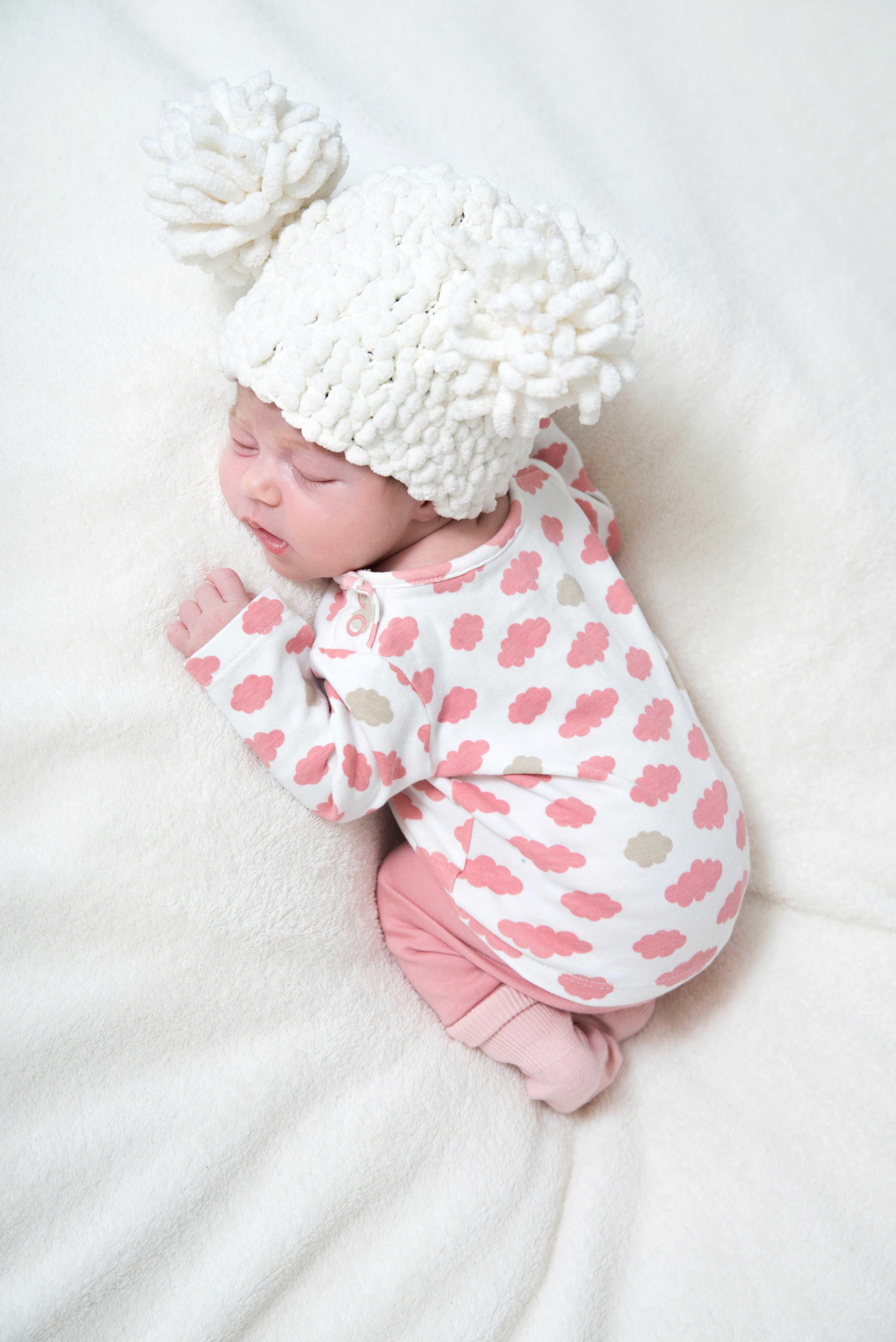 Neugeborenenshooting Frankfurt