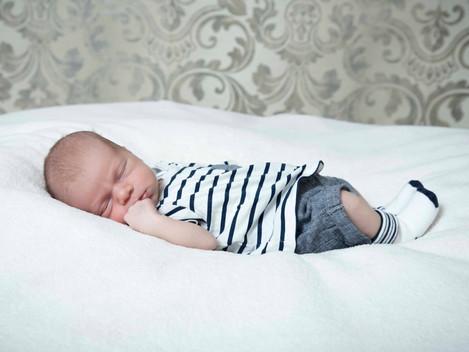 Newbornshooting Behind the Scenes