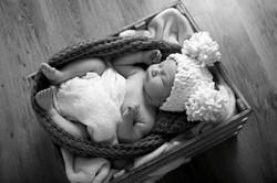Neugeborenen Shooting Frankfurt