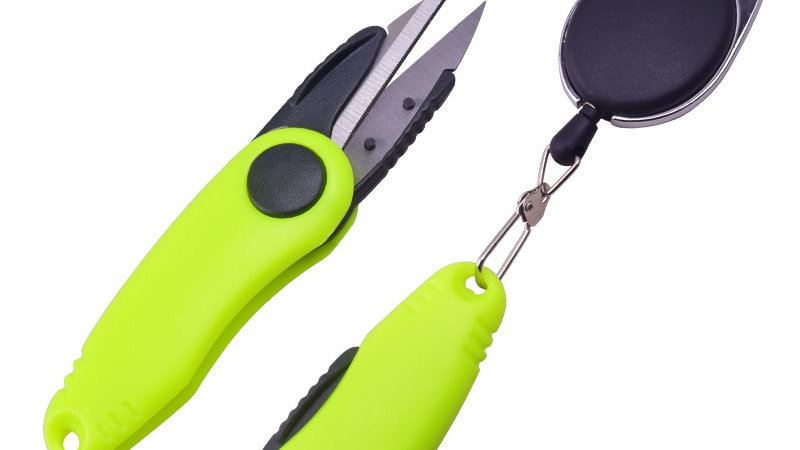 Sharp Economy Fishing Line Cutter w/ yoyo