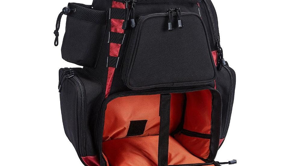 Piscifun  Waterproof Fishing Tackle Bag  w/ Protective Rain Cover