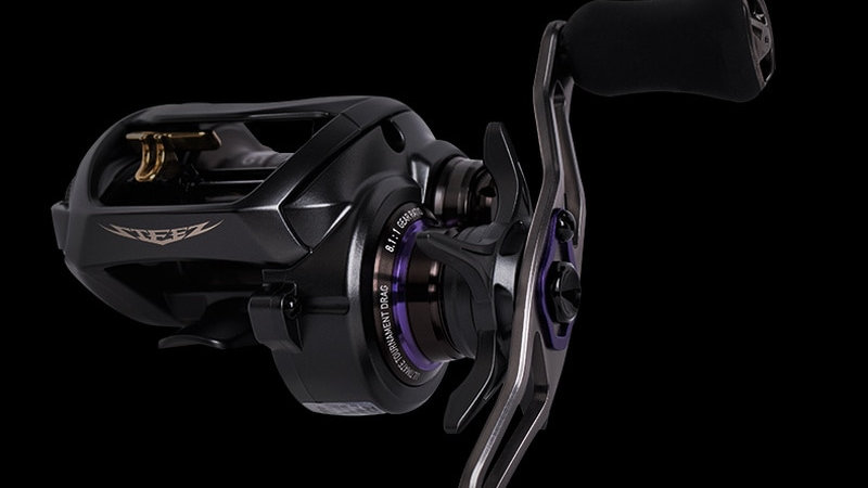 DAIWA STEEZ SV TW  Fishing Reel 12BB+1RB Air Brake System Baitcasting Reel