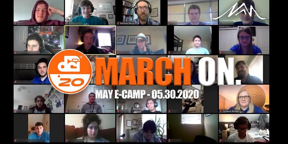 2020 May Full Corps E-Camp Camp
