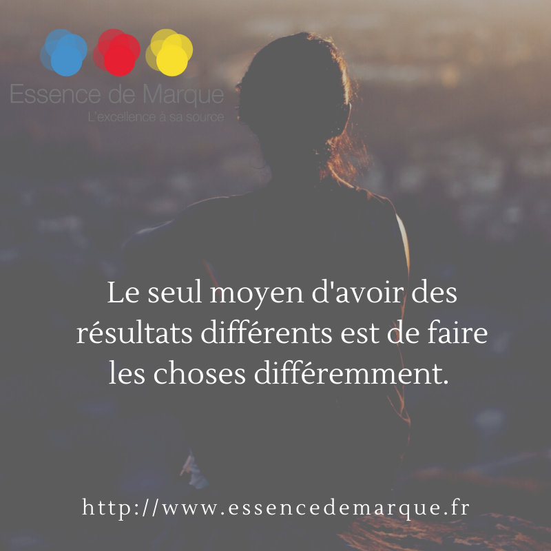Coaching Essence de Marque