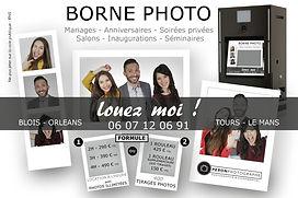 Borne Photo - 06 07 12 06 91 - Blois Orl