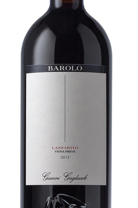 """2013 Barolo """"Lazzarito Preve' 1.5L"""
