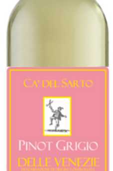 2019 Pinot Grigio Rosato