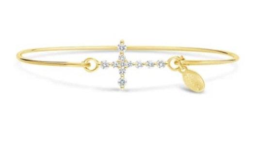 Stia Cross bracelet