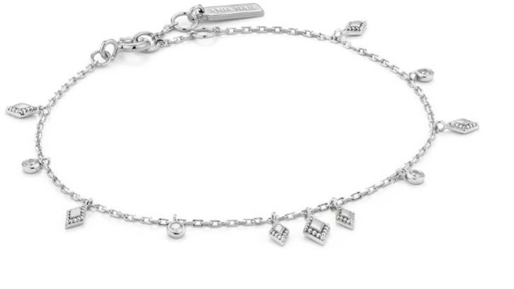 Ania Haie Silver Bohemia Bracelet