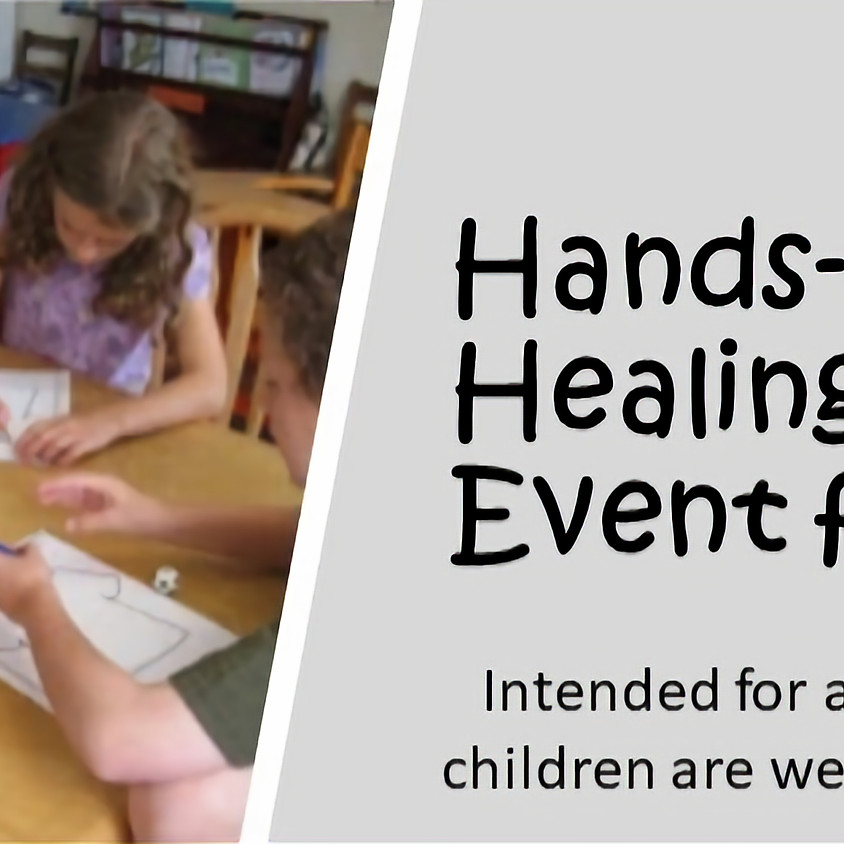 Kid's Inner Healing Zoom Workshop