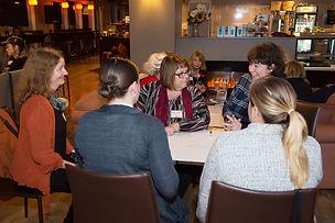 Groupwork at BWC