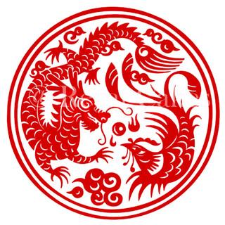 Chinese yin and yang