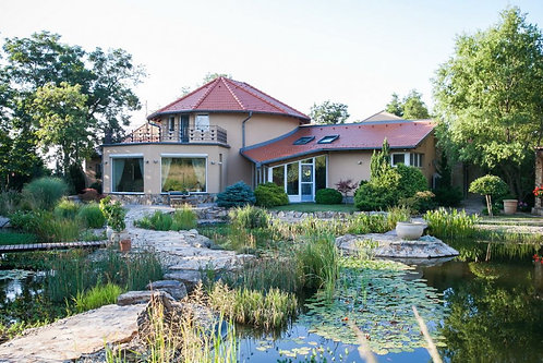 Beautiful Villa with 6 Beds in Leanyfalu, Near Budapest
