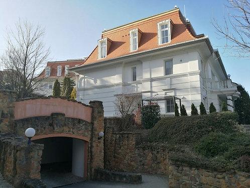 Novel brick flat Budapest XII