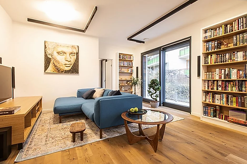 2 bedroom exclusive apartment with terrace - Budapest, 2. district