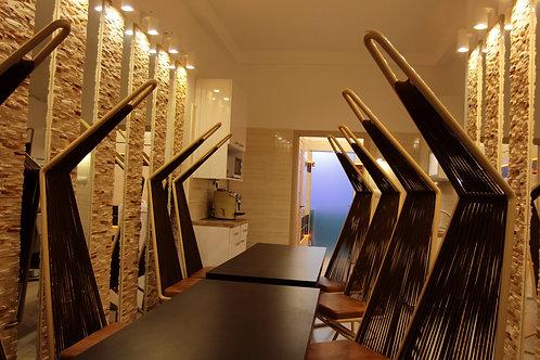 4 en-suite bedroom apartment - Budapest, VIII.