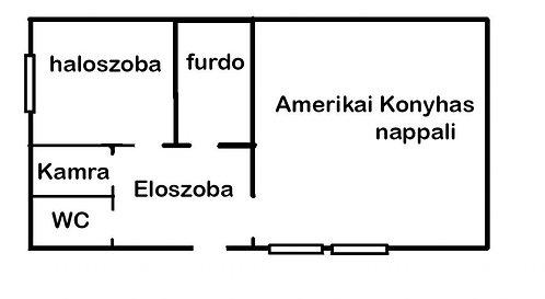 I. district - 1 bedroom apartment