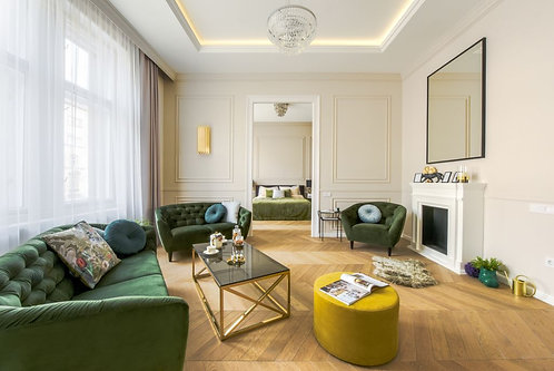 XI. district - 4 bedroom apartment