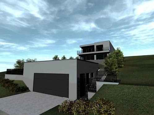 Solymár - 5-room newly built detached house