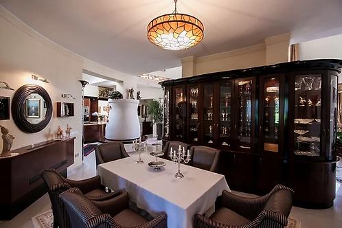 Luxury villa with 7 panoramic views - Leányfalu