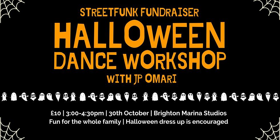 Halloween Dance Workshop with JP Omari