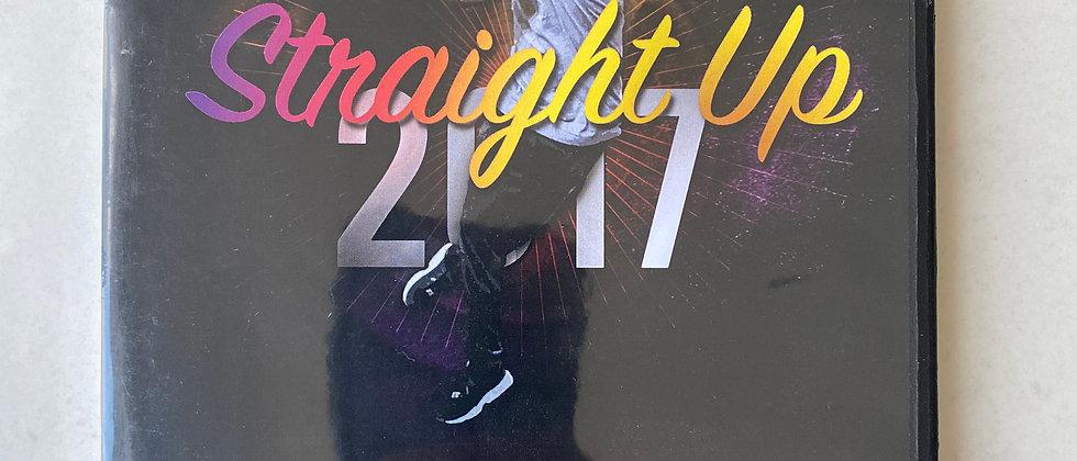 Straight Up 2017 DVD