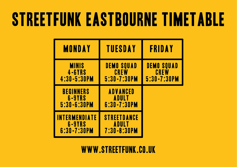 Streetfunk Timetables.png
