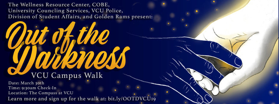 Out of the Darkness Banner