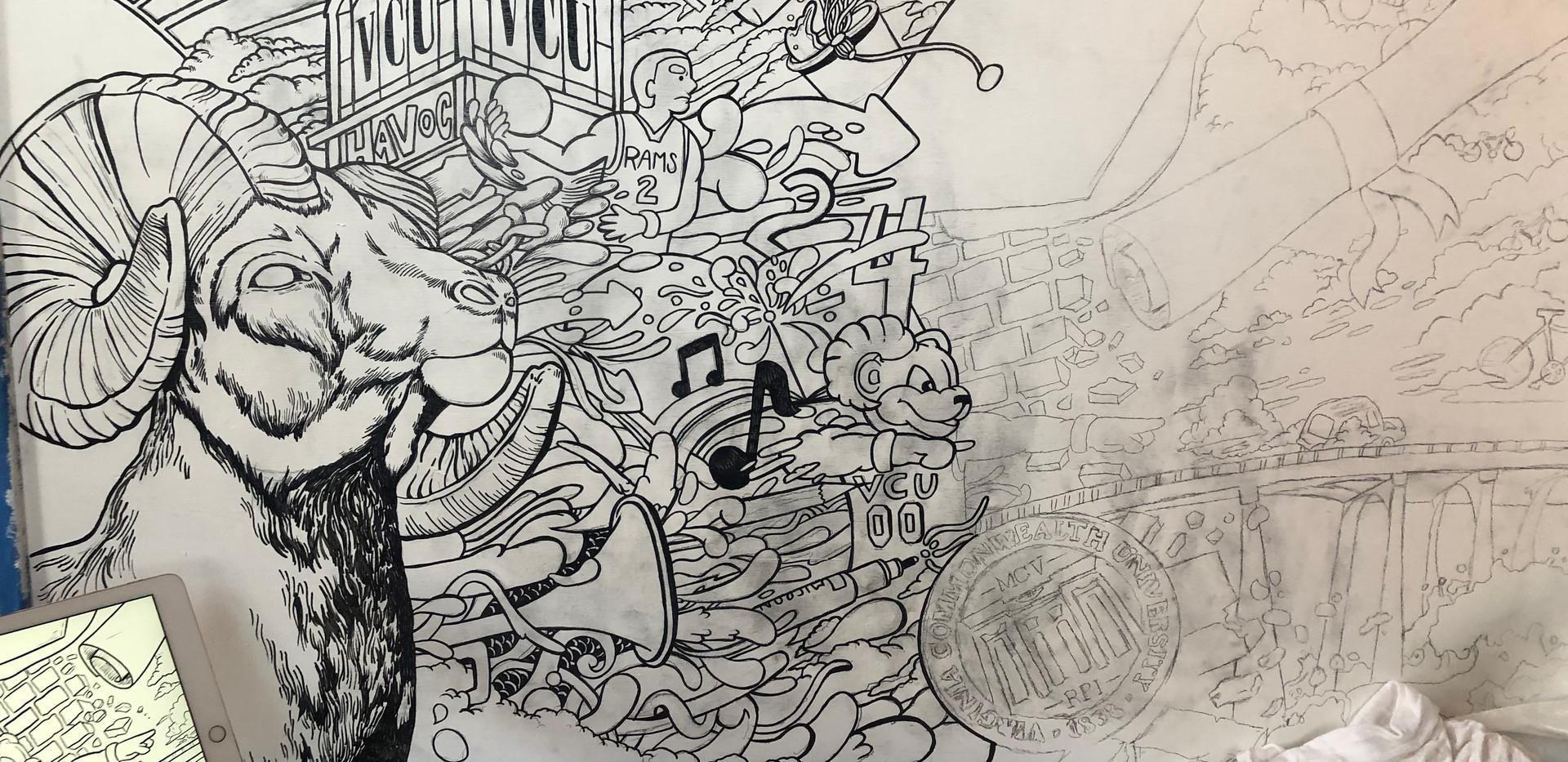 Inking Process