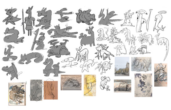 In Progress Character Sheet