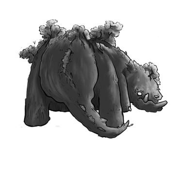 Thrasher Creature Design