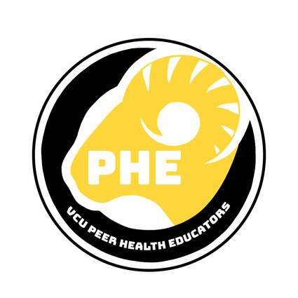 Peer Health Educators Logo Design