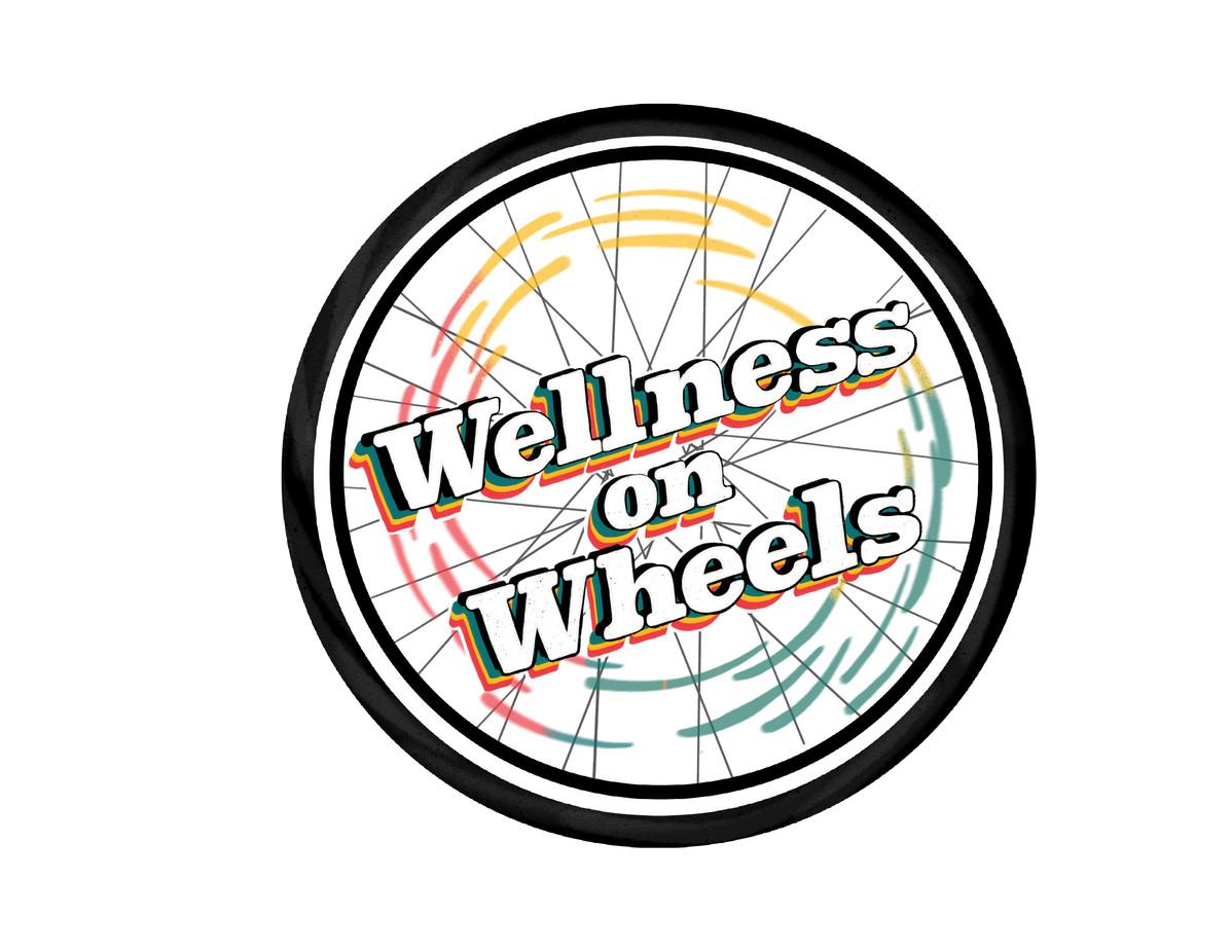 Wellness on Wheels Logo Design