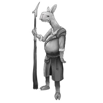 Raigman Character Design