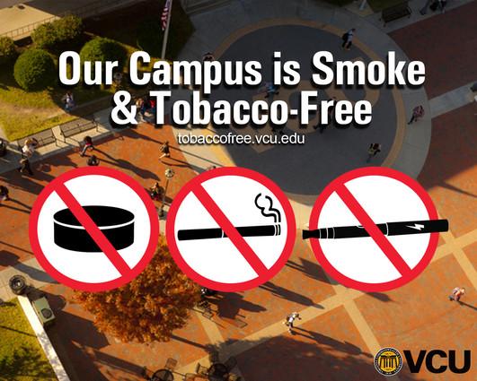 Tobacco Free Campus Media Post