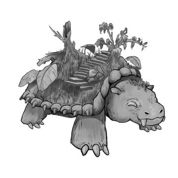 Gorth Creature Design