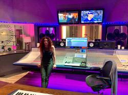 SoZo at Red Bull Studios