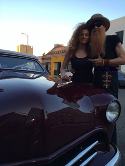 SoZo and Billy F Gibbons