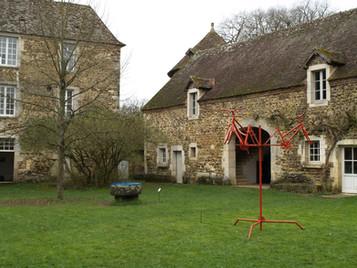 """exposition """" Chers Carnets """"  au château de Ratilly"""