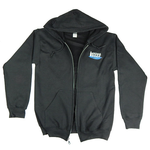 Spectacle Reef Two-sided Zip-up Hoodie