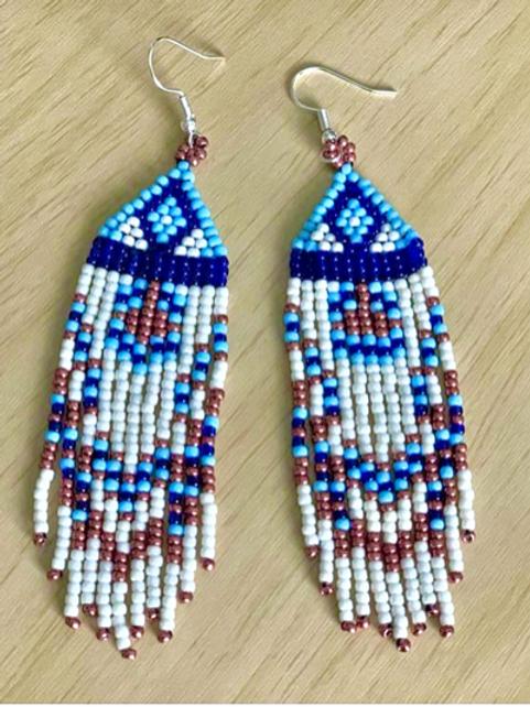 Native Fringe Earrings