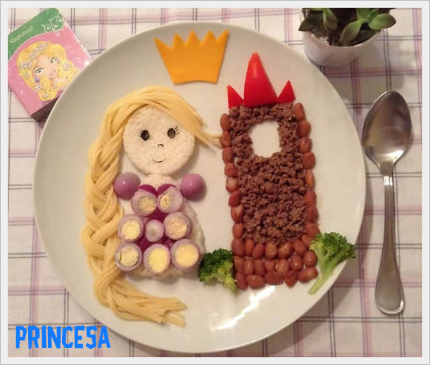 Como fazer seu filho comer TODA comida do prato! (Insipirações)