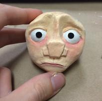 worried face!