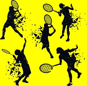 tennis_player_icons_splashing_silhouette
