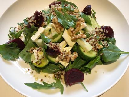 My Healthy Waldorf Salad