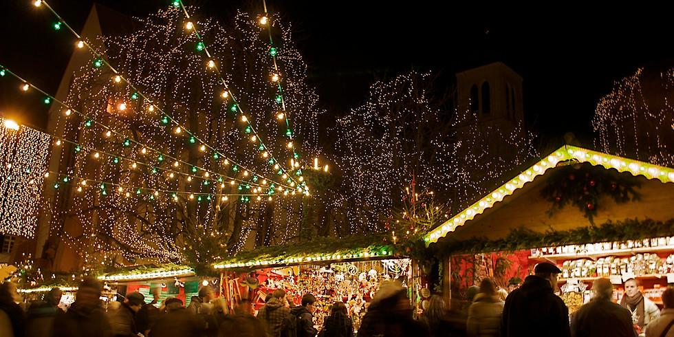 Mit SAB auf den Weihnachtsmarkt